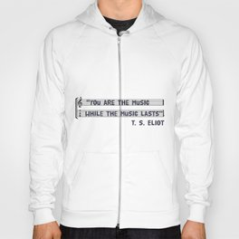 you are the music Hoody