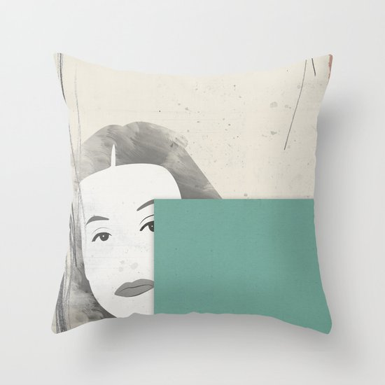 Hedy Throw Pillow