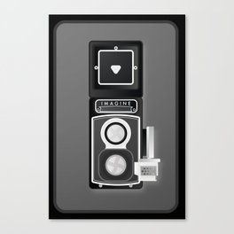 Camera Vintage, imagine Canvas Print