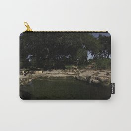 Bull Creek Nook at Night Carry-All Pouch