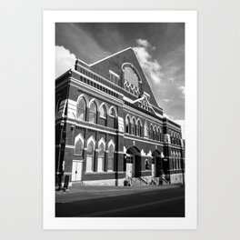 The Mother Church Art Print