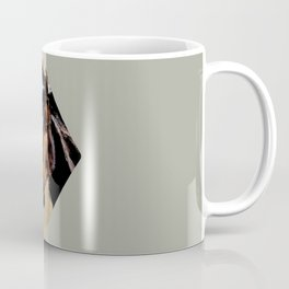 Galloping Horse Close-Up Coffee Mug