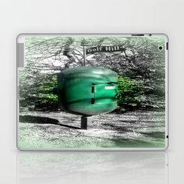 Golf Hill Letter Box Laptop & iPad Skin