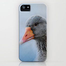 The Greylag Goose iPhone Case