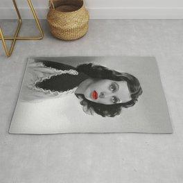 Hedy Lamarr, Hollywood Icon Rug
