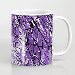 Purple Chaos Coffee Mug