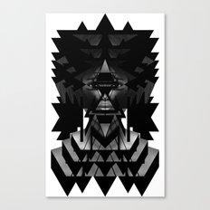DIVIDUS  Canvas Print
