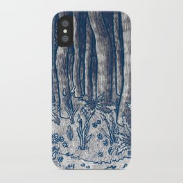 Oregon Forest iPhone Case