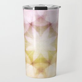 Colorful Petals Travel Mug