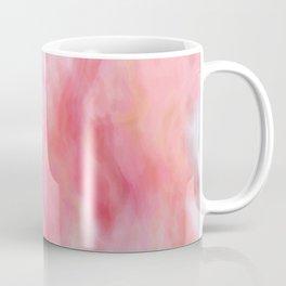 Rose Mineral Marbled Agate Coffee Mug