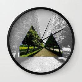 Reykjavik Boulevard #10 Wall Clock