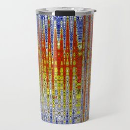 Colour in Tempo Travel Mug