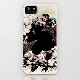 DEEP ROLLERS (STARLINGS) iPhone Case