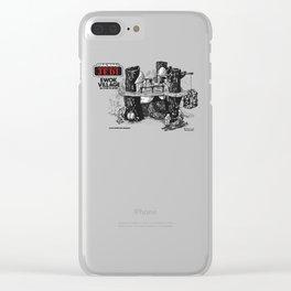 Ewok Village Clear iPhone Case