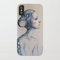 once upon a  time iPhone & iPod Cases featuring Once upon a time... by Zina Nedelcheva