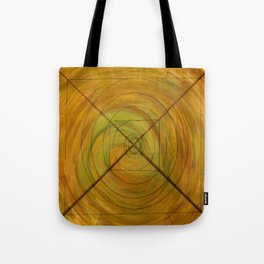 Right On Target, A Little Off Course Tote Bag