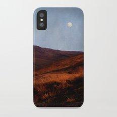 Moon Over Rannoch iPhone X Slim Case