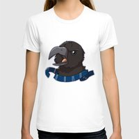 ravenclaw T-shirts featuring Ravenclaw (alt) by Clair C