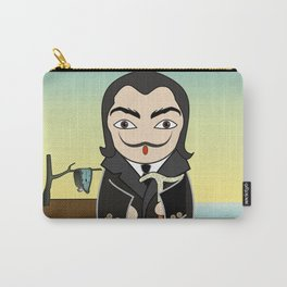 Kokeshi Surrealist Carry-All Pouch