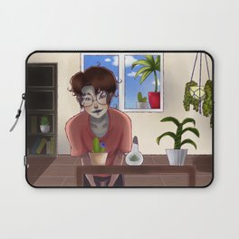 Greenhouse Laptop Sleeve