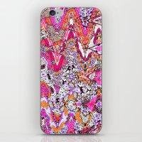fringe iPhone & iPod Skins featuring Fringe by Ingrid Padilla