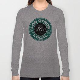 Los Otros Roundel Ver 2 Long Sleeve T-shirt