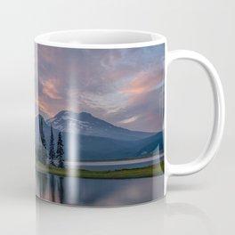 Sparks at South Sister Coffee Mug