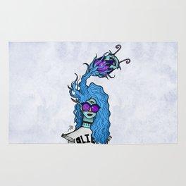 Alien Influencer Rug