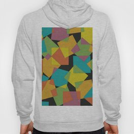 Playful Squares Hoody