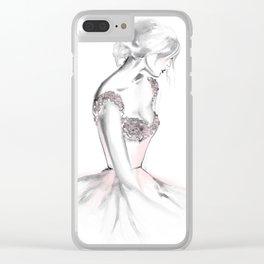 Brenna Clear iPhone Case