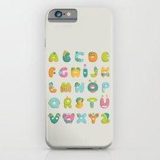 alphabet Slim Case iPhone 6s