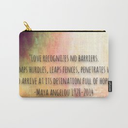 Love Recognizes Carry-All Pouch