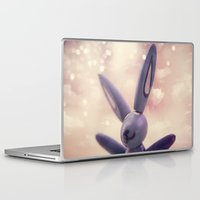 hug Laptop & iPad Skins featuring Hug by Sybille Sterk