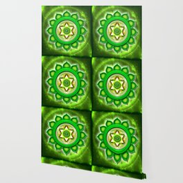 "Anahata Chakra - Heart Chakra - Series ""Open Chakra"" Wallpaper"