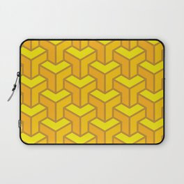 Yellow Sponges Laptop Sleeve