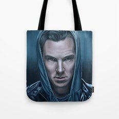 Blue Steel - Benedict Cumberbatch Tote Bag