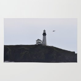 Yaquina Head/ Coast Guard Rug