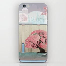 The Lands of Demos iPhone Skin