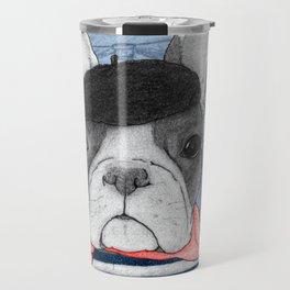 French Bulldog. Travel Mug