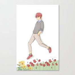 todoroki Canvas Print