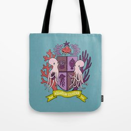 The Royal Aquarium Souvenir Shop Tote Bag