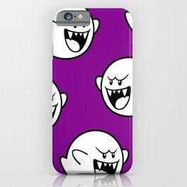 Boos / Teresa Cartoon Ghost Video Game Baddie iPhone Case