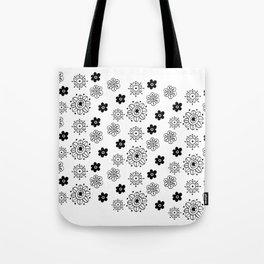Blossom Doodle Tote Bag
