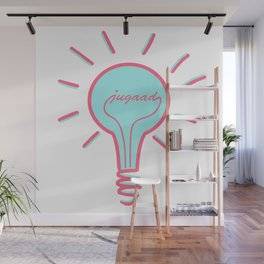 Jugaad - Conquer the World With Creativity, Ideas & Innovation Wall Mural