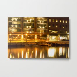 Fell into Fells point Metal Print