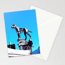 Newtown Hound Stationery Cards