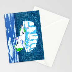 More Ice Please Stationery Cards