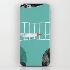 Sea bird iPhone & iPod Skin