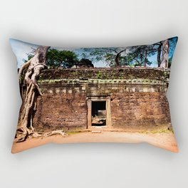 Doorway Rectangular Pillow