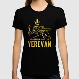 Erebuni Yerevan #society6 #decor #buyart #artprint T-shirt